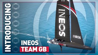 INEOS Team GB Animation