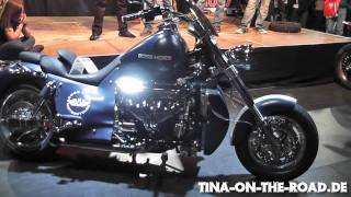 boss hoss cycles bhc 3 ls motorbike stuttgart 2011