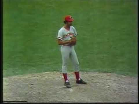 1977 07 28 Cincinnati Reds at Chicago Cubs