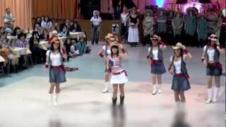 Wild West Dancers: Say Hello (Line Dance)