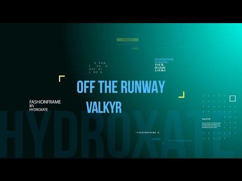 Warframe: Off The Runway - Valkyr Fashionframe