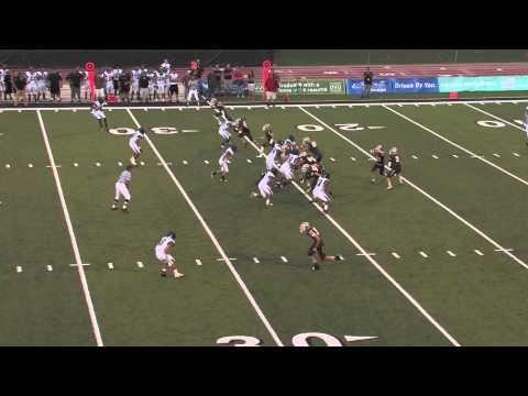 """Davis High Football 2012 """"The Boys of Fall"""""""