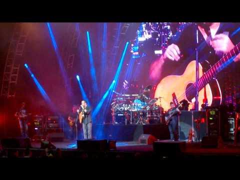 Dave Matthews July 21 2015 Toronto - 10 Minute Jam ft. Tim Ries