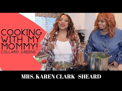 Tracy Bethea - Kierra Gets Cooking Lessons from her Momma Karen Clark-Sheard