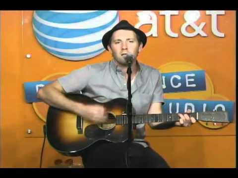 XL106.7 Matt Kearney - Undeniable (LIVE)