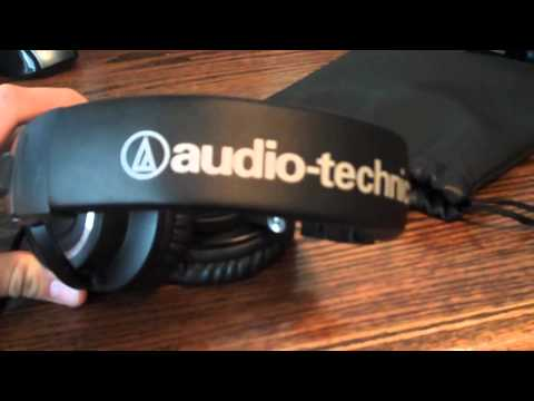 ATH-M50s Review