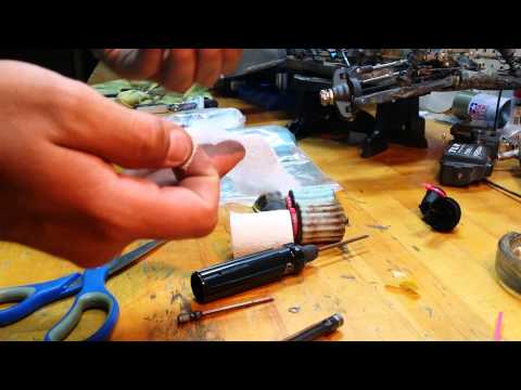 """Ultimate"" RC Air Filter Tip!"