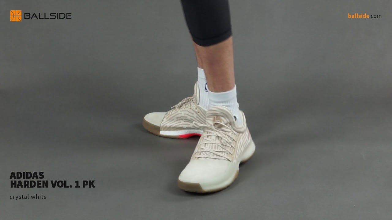 d88ed5dd32f6 adidas Harden Vol 1 PK - YouTube