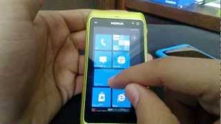 Windows Phone on Your S^3 Device- WPEmu for Symbian (Demoed on N8)
