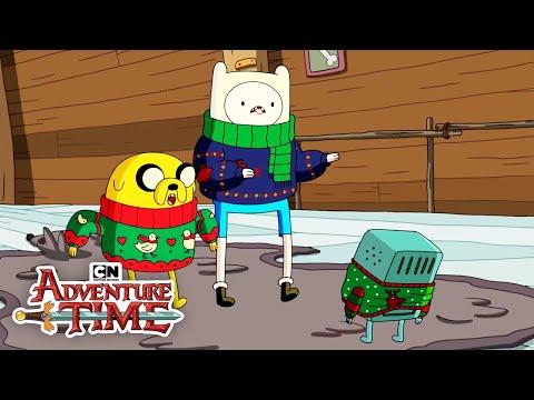 Adventure Time | Ice King Origin Story | Cartoon Network