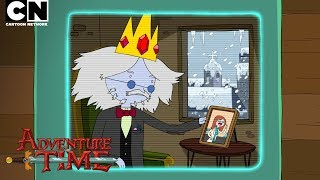 Adventure Time | Ice King Origin Story | Cartoon Network