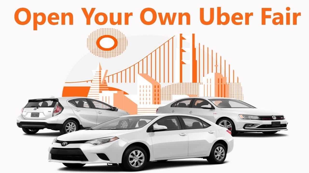 Open Your Own Uber Fair Car Rental Business