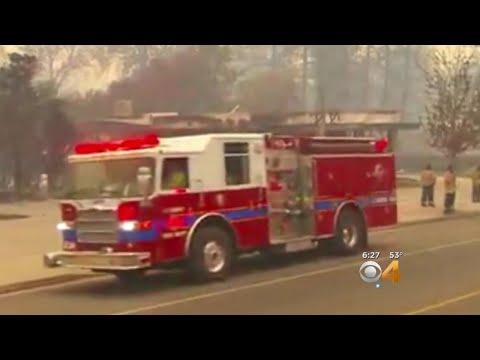 BEARDO - LA Rams Help LA Fire Efforts From Colorado Springs