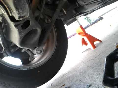 2010 Dodge Charger Diffrantial Oil Change Youtube