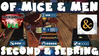 Of Mice & Men - Second & Sebring - Rock Band 4 DLC Expert Full Band (October 18th, 2018)