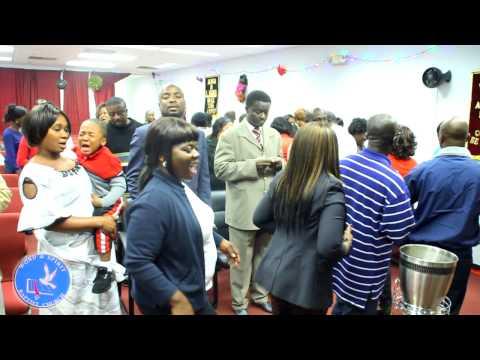 WORD & SPIRIT BAPTIST CHURCH  CHORUS NIGHT 2