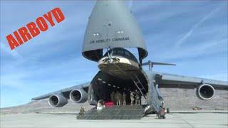 C-5 M Super Galaxy - Amedee Army Airfield