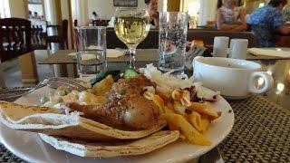 Ресторан отеля Марина Плаза 4* Тала Бей Акаба Иордания
