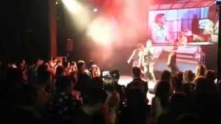 a night at the roxbury featuring crystal waters live 26 01 2015