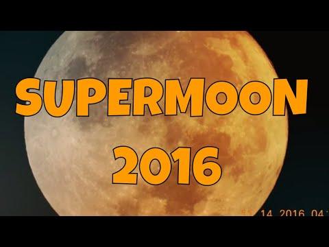 SOUTHERN SUPERMOON! MISSISSIPPI GULF COAST (NOV 14, 2016)