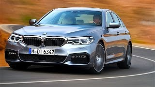 BMW 5 Series 2017 Commercial Official World Premiere New BMW 5 Series G30 2016 5er BMW CARJAM