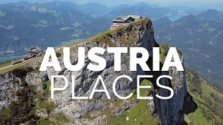 10 Best Places to Visit in Austria - Travel Video