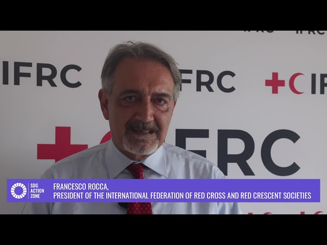 Video Message by the International Federation of Red Cross and Red Crescent Societies