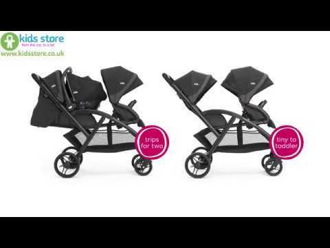 joie-evalite-duo-stroller:-introduction-video