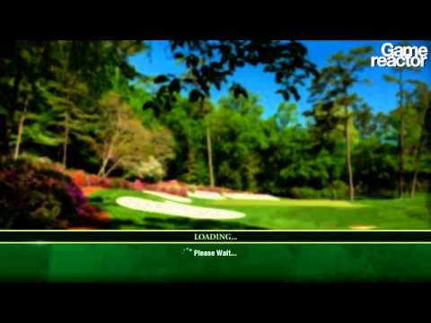 Tiger Woods PGA Tour 12: The Masters - First 10 Minutes