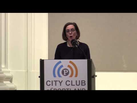 Governor Kate Brown delivers first State of the State speech