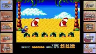 Let's Play Again: The Aquatic Games Starring James Pond (Sega Genesis / Mega Drive)