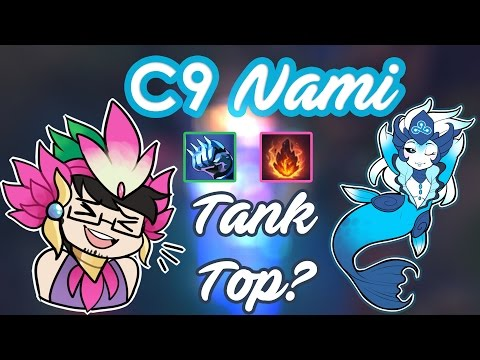 C9 Nami Tank Top? -  ft. meteos, hai, BALLS, lemon