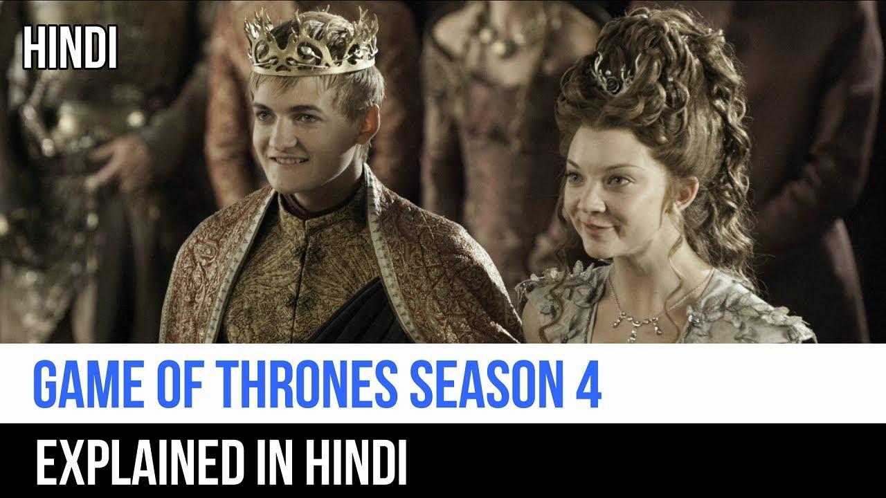 Download Game of Thrones Season 4 Recap In Hindi | Captain Blue Pirate |