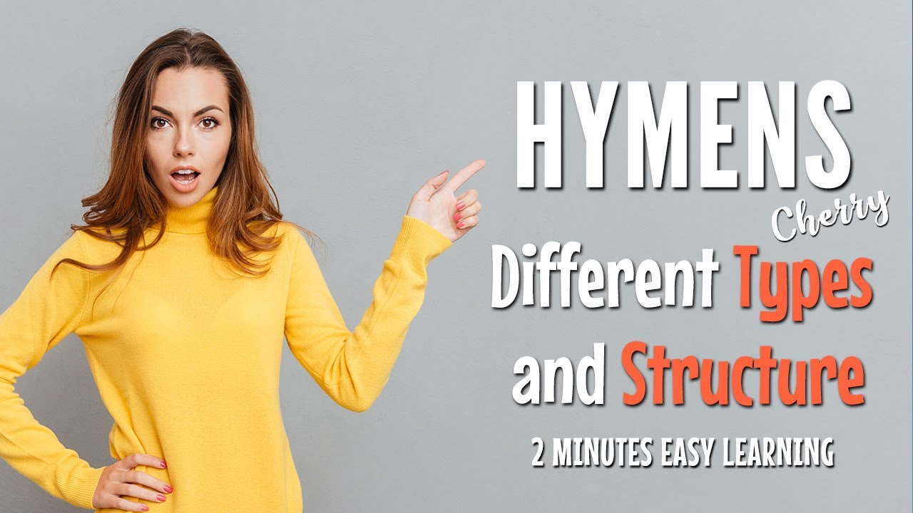 Hymens types and structure | 2 minutes easy to learn Hymen types 2021 | Mystery of the Human body