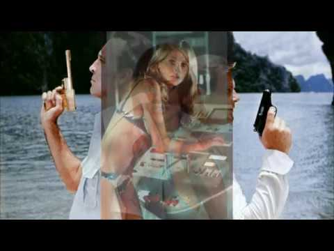 SAGA JAMES BOND | l'homme au pistolet d'or | the man with the golden gun
