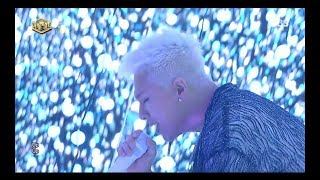 taeyang wake me up 0820 sbs inkigayo