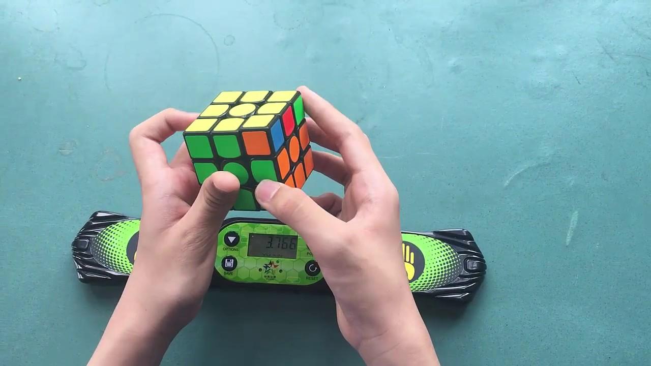 Hướng dẫn giải Rubik 3×3 dưới 5 giây (trick) + Sub20 đầu tiên | Rubik's Cube