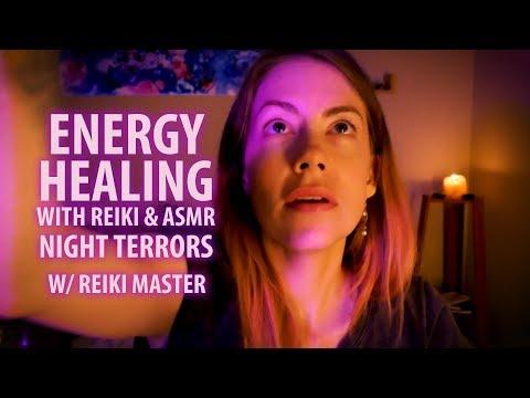 CALMING REIKI WITH ASMR FOR NIGHTMARES