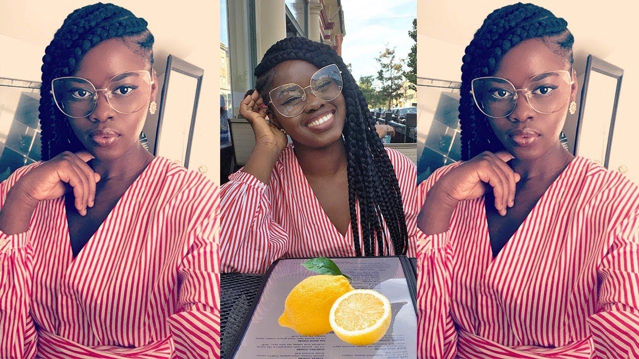 Diy Quot Lemonade Quot Braids Shake N Go Africana Braid Youtube
