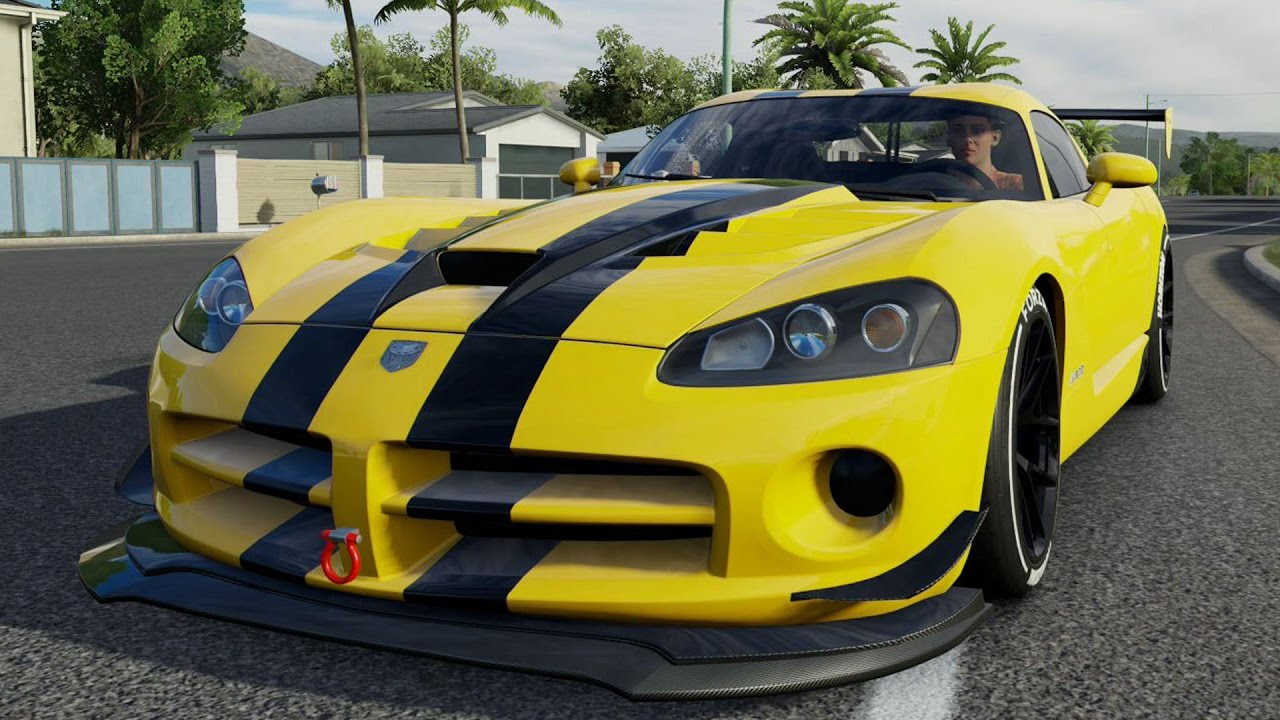 dodge viper srt10 acr horizon edition 2008 forza horizon. Black Bedroom Furniture Sets. Home Design Ideas