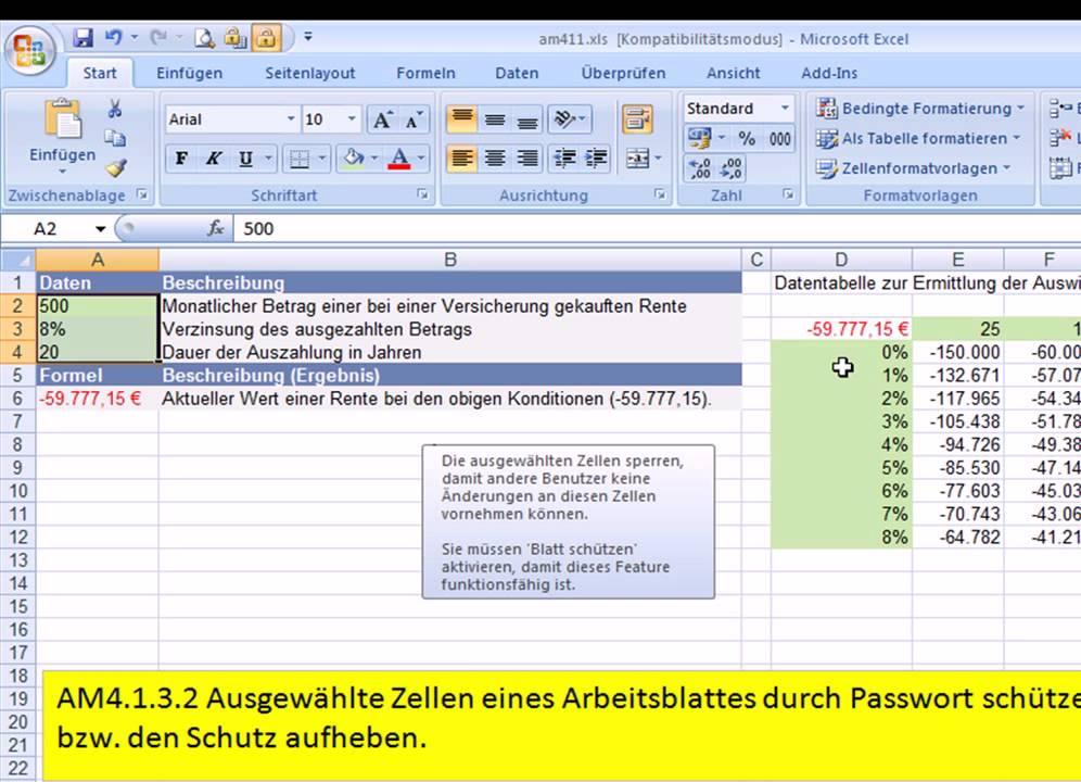 Excel Arbeitsblatt Schützen Vba : Ziemlich excel schützen formeln ohne arbeitsblatt zu