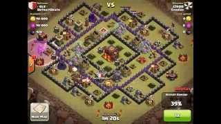 Clash of Clans - ClanWars Exodias vs Detroitdeath 1