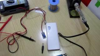 hướng dẫn chế nguồn dự phng cho modem wifi