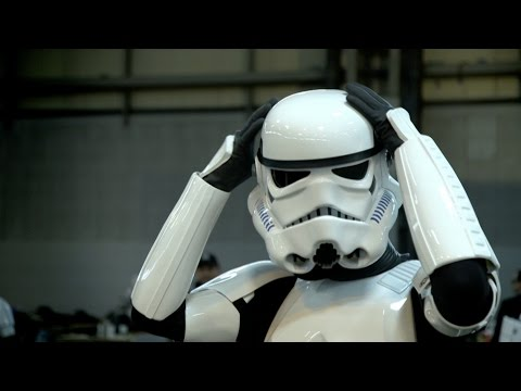 What if the Stormtroopers were the good guys? - My Life in Science Fiction: Preview - BBC