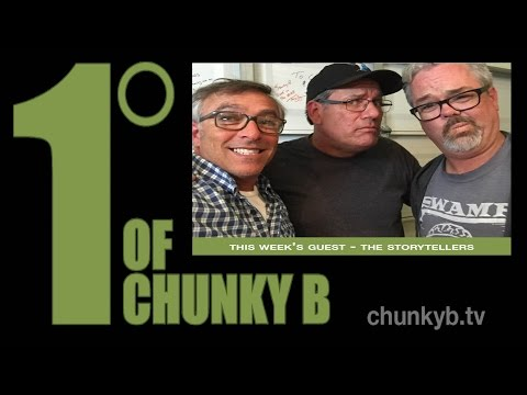 One Degree of Chunky B - Episode 87 - Great story telling with friends on a entertaining podcast