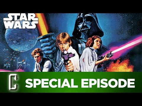 Star Wars: A New Hope Commentary - Collider Video