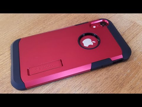 spigen rugged armor iphone xr case