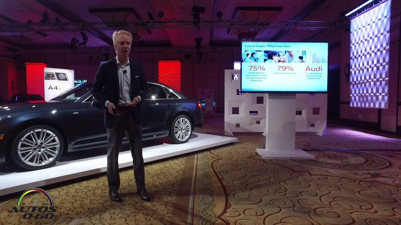 audi of america business update by presidente scott keogh youtube