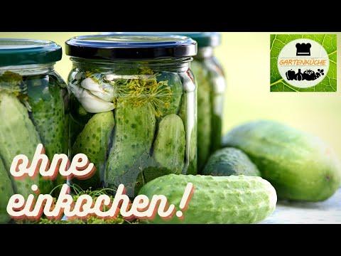 gurken-einmachen-🥒-gewürzgurken-und-essiggurken-rezept-für-einsteiger-🥒