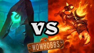 Ragnaros VS Summoning Stone ~ Mean Streets of Gadgetzan ~ Hearthstone
